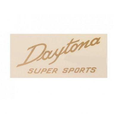 Triumph Transfer 'Daytona Super Sport' OEM: 60-0677