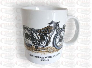 1929 Rudge Whiworth 350cc Mug