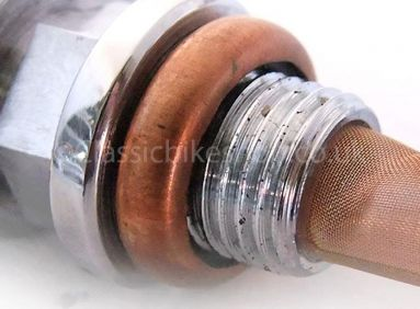 Fuel Tap Copper Sealing Washer 1/4''