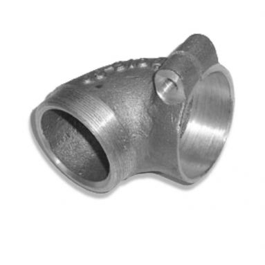 BSA M20, Alloy Air Filter Elbow