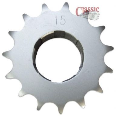 BSA C15/B40 Gearbox Sprocket 15T