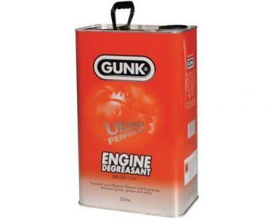 Gunk Engine Degreasant 5 Litre Tin