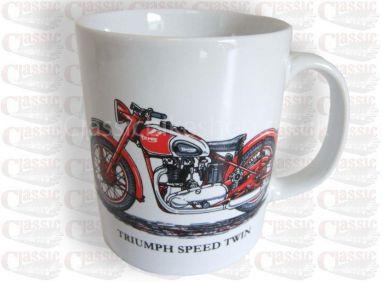 Triumph Speed Twin Mug