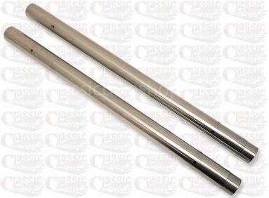 Triumph fork stanchions 3TA, 5TA, T100SS SHORT