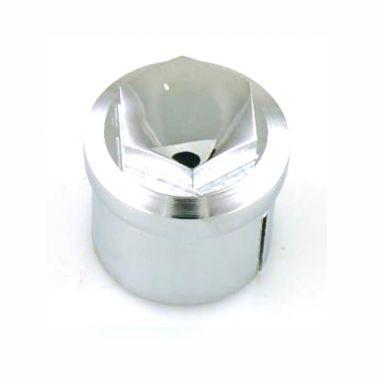 BSA Steering Stem Nut Bantam D7/ D10 1958-67/ D14 1968-71/ C15 1959-67/ B25 1967-70/ B40 1961-69/ B44 1968-70/ Triumph TR25W 1967-70