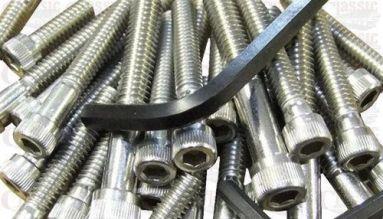 BSA C15/ B40 Distributor engines screw kit