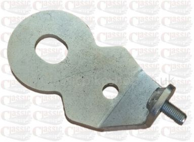 BSA A50 A65 Steering stop plate
