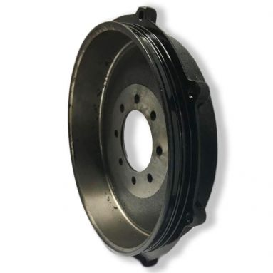 Triumph T100, T120, T150 Bolt on Rear Brake Drum and Sprocket  37-3585