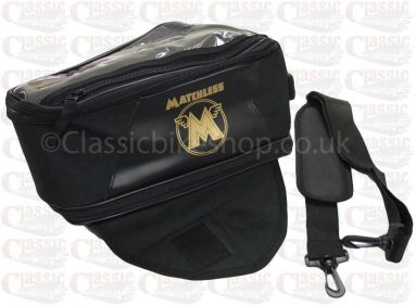 Matchless Magnetic Tank Bag