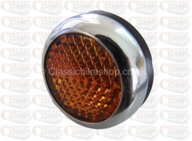 Amber Side Reflector