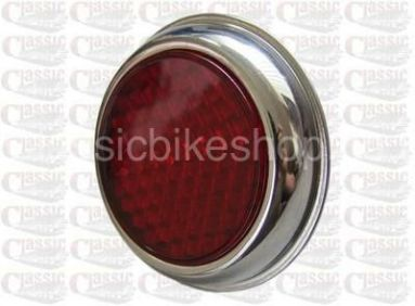 Red Side Reflector