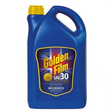 Morris Golden Film SAE 30 Classic Motor Oil 5L