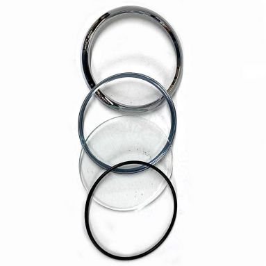 Replacement Bezel Kit for Smiths Chronometric Speedos and Tachos