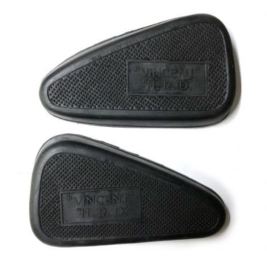 Vincent HRD Rapide Black Shadow V Knee Grips