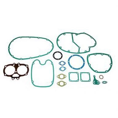 BSA A65 Twin, A65L 650 (1962-66) Complete Engine Gasket Set