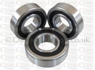 BSA Rear Plunger Hub Wheel Bearings