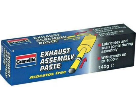 Granville Exhaust Assembly Paste 140g