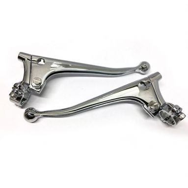 "Pair of 7/8"" Ball Ended Levers"