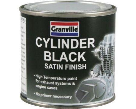 Granville Cylinder Black 250ml