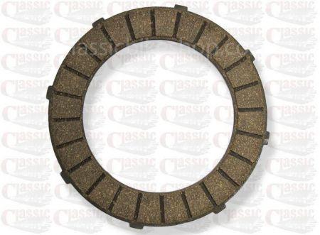 BSA Clutch friction plate 65-3857