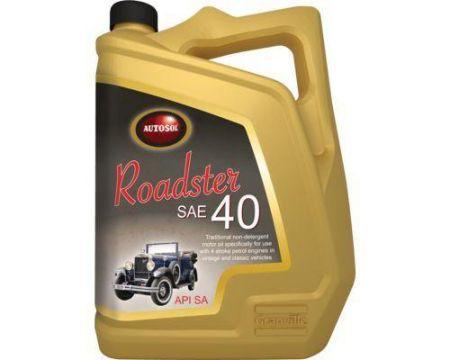 Autosol Roadster SAE 40 5 Litre