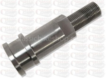 BSA A&B Group Wheel spindle (Half Spindle) Q/D type.