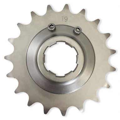 Norton Commando/ AMC Gearbox Sprocket 19T