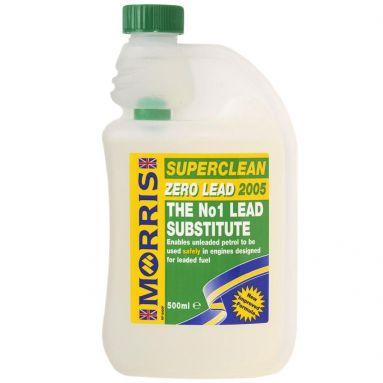 Superclean Zero Lead 2005 Fuel Treatment 500ML