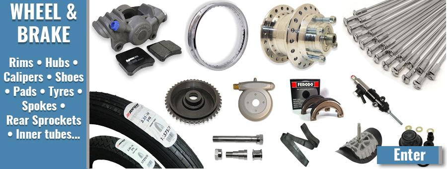Wheel & Brake